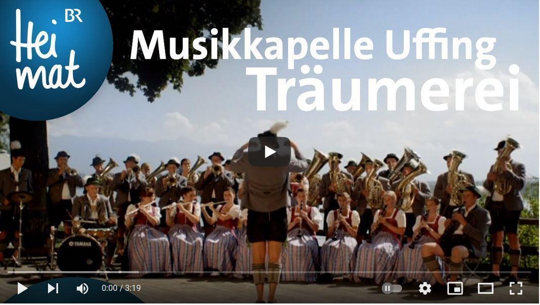 Musikkapelle Uffing - Träumerei   Mit Blasmusik durch Bayern   BR Heimat