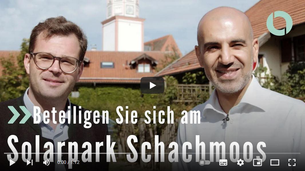 Solarpark bei Uffing: Jetzt an der Energiewende beteiligen